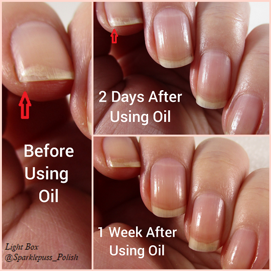 Review of the new cuticle oils by Leslie at sparklepuss_polish