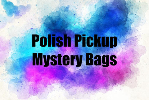 Polish Pickup Mystery Overpours