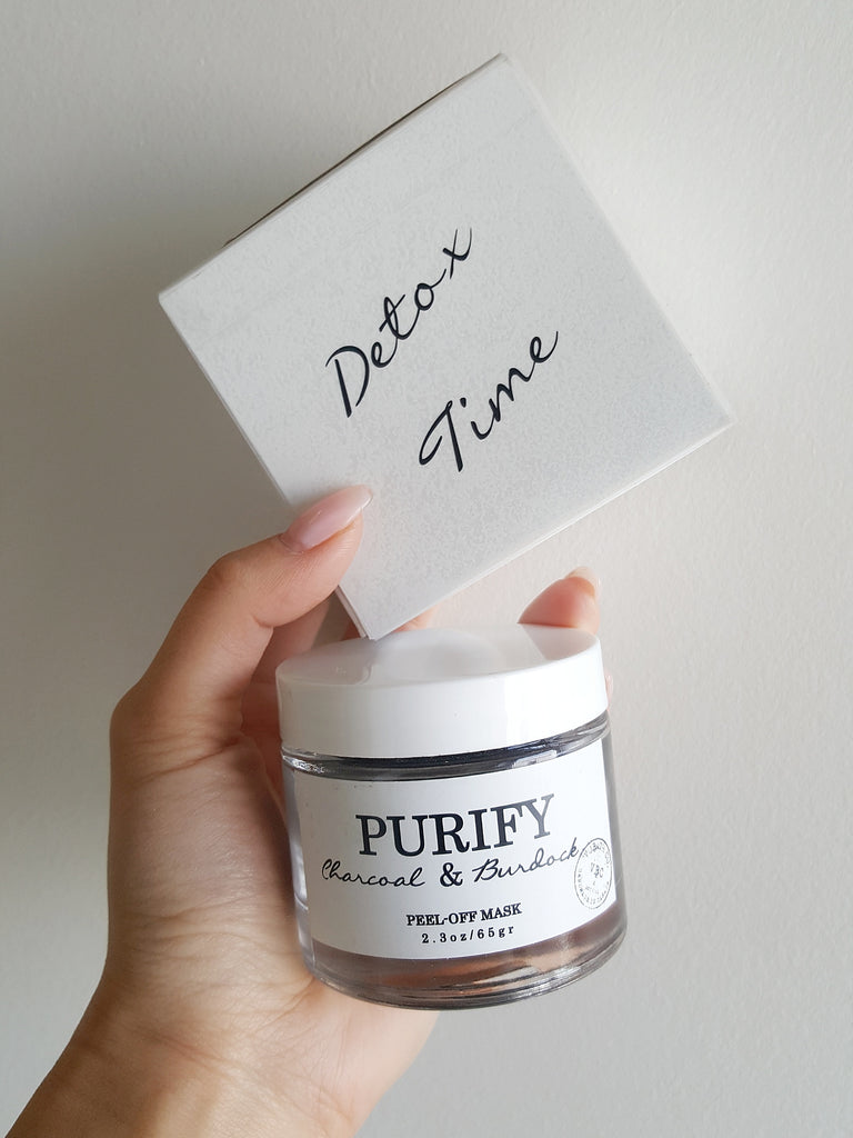 PURIFY PEEL-OFF MASK *new*