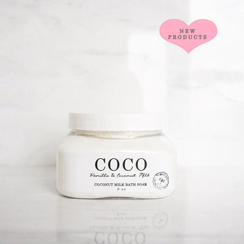 COCO BATH SOAK *new*