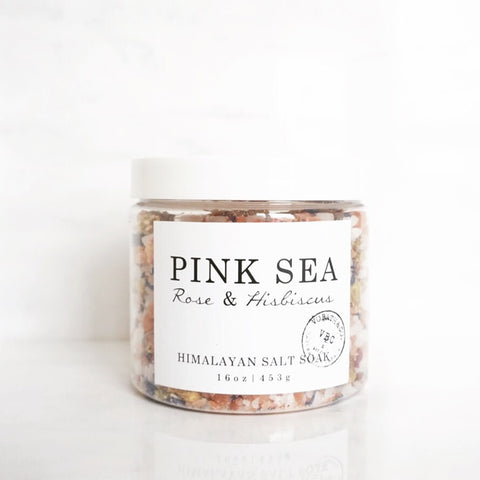 PINK SEA SALT SOAK