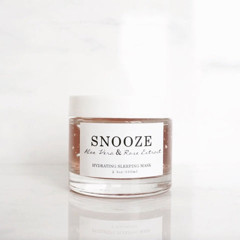 SNOOZE SLEEPING MASK *new*