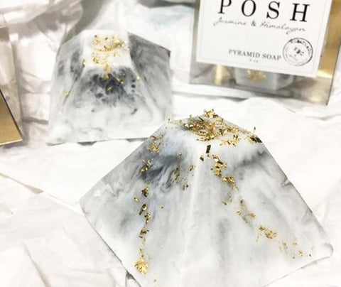 POSH PYRAMID SOAP (CUSTOMIZABLE)