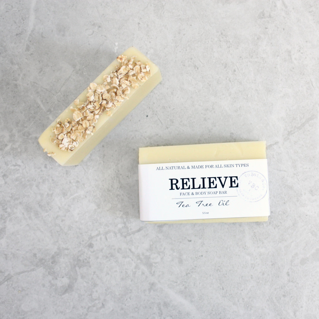 RELIEVE SOAP BAR