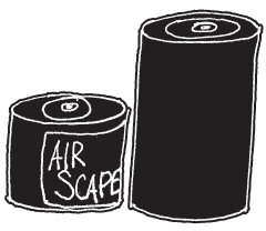 airscape drawing