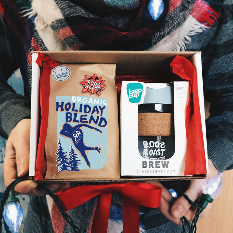 Eco Holiday Gift Box