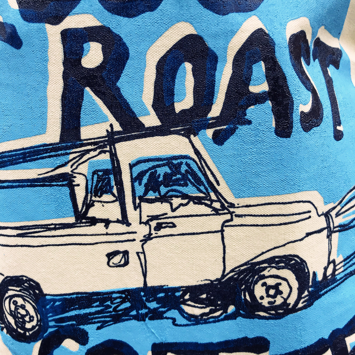 RoosRoast Truck Tote Bag