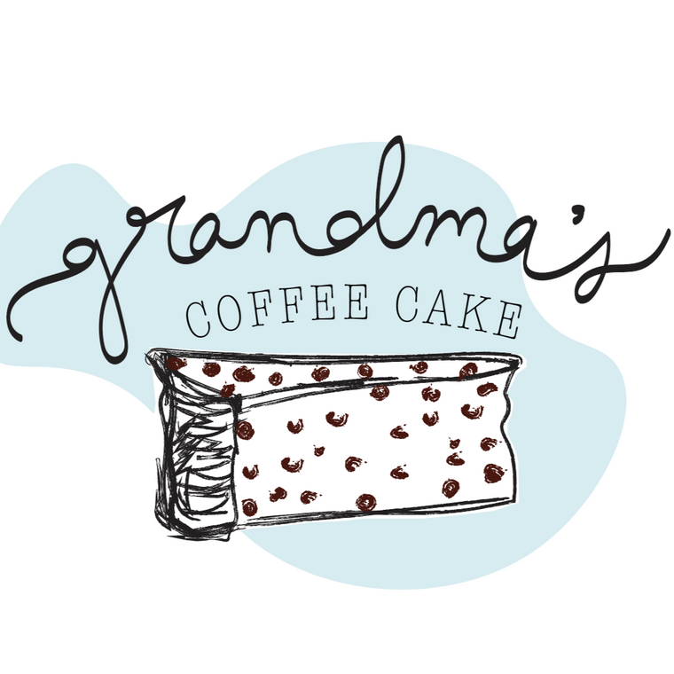 Grandma's coffee cake of the day