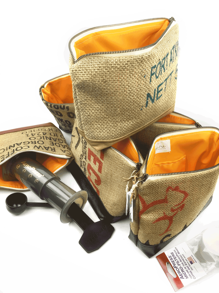 The Ultimate Coffee Travel Bag