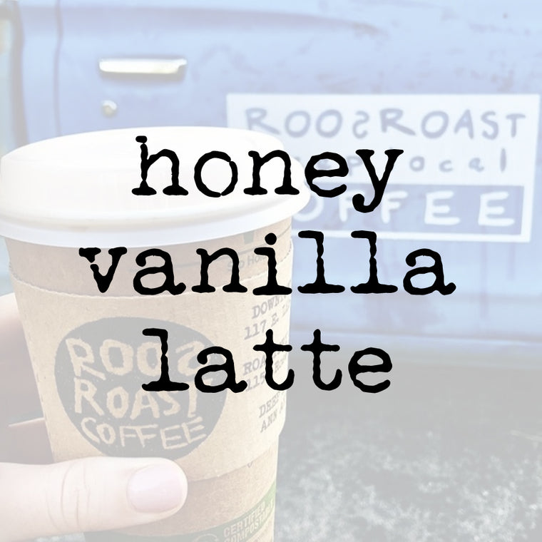 Honey Vanilla Latte