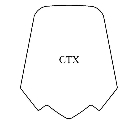 Windshield - Honda CTX - MadStad Engineering