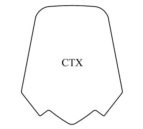 CTX Windshield - MadStad Engineering