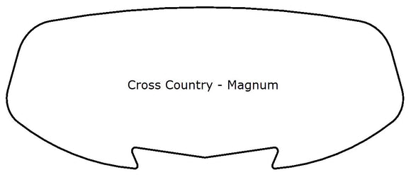 Windshield - Victory Cross Country Magnum - MadStad Engineering