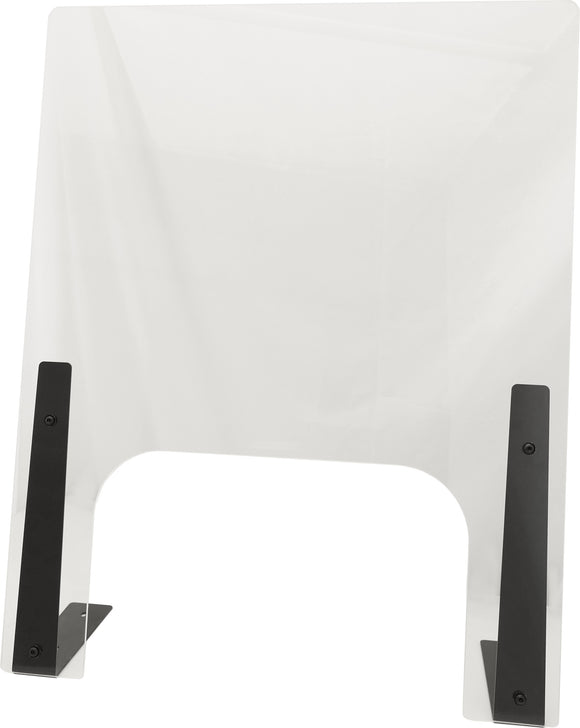 Safety Shield 24 wide x 32 tall - MadStad Engineering