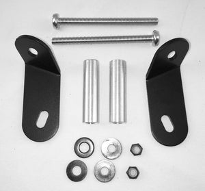 KLR650 Rear Supports Kit - MadStad Engineering