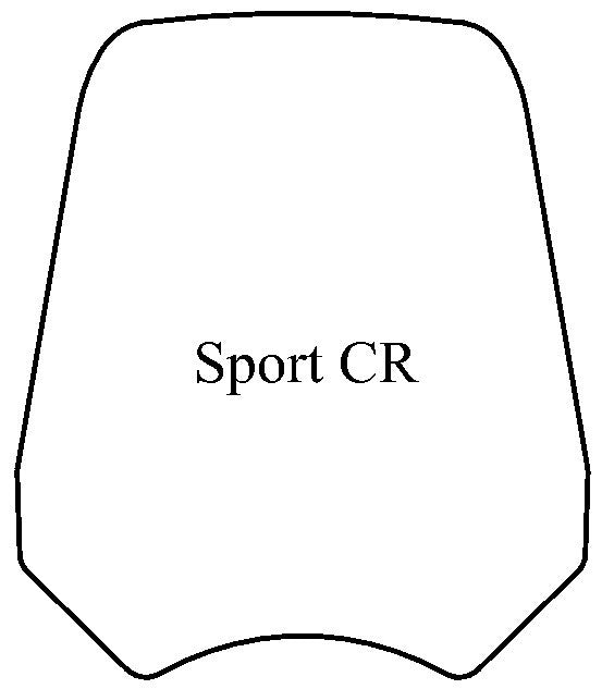 Sport CR Windshield - MadStad Engineering