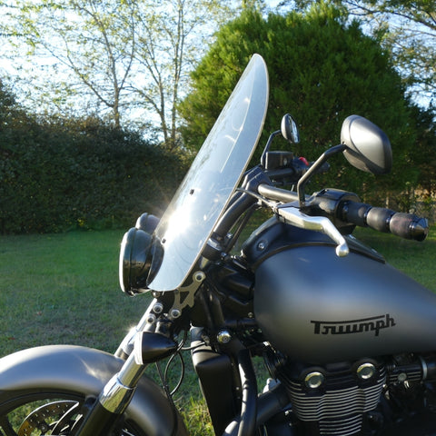Thunderbird Storm 2011 Up Touring Shield System Madstad