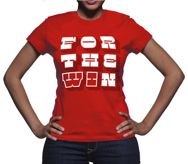 FTWI BOLD - Ladies Tee