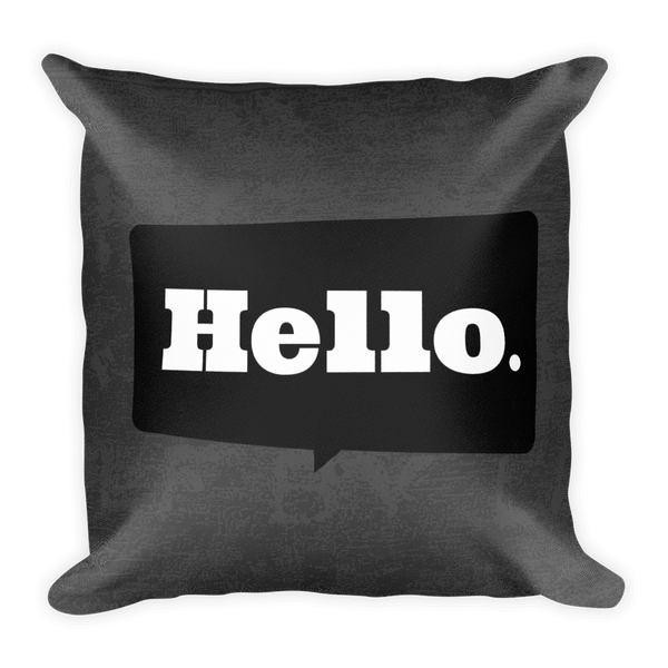 Hello Pillow K
