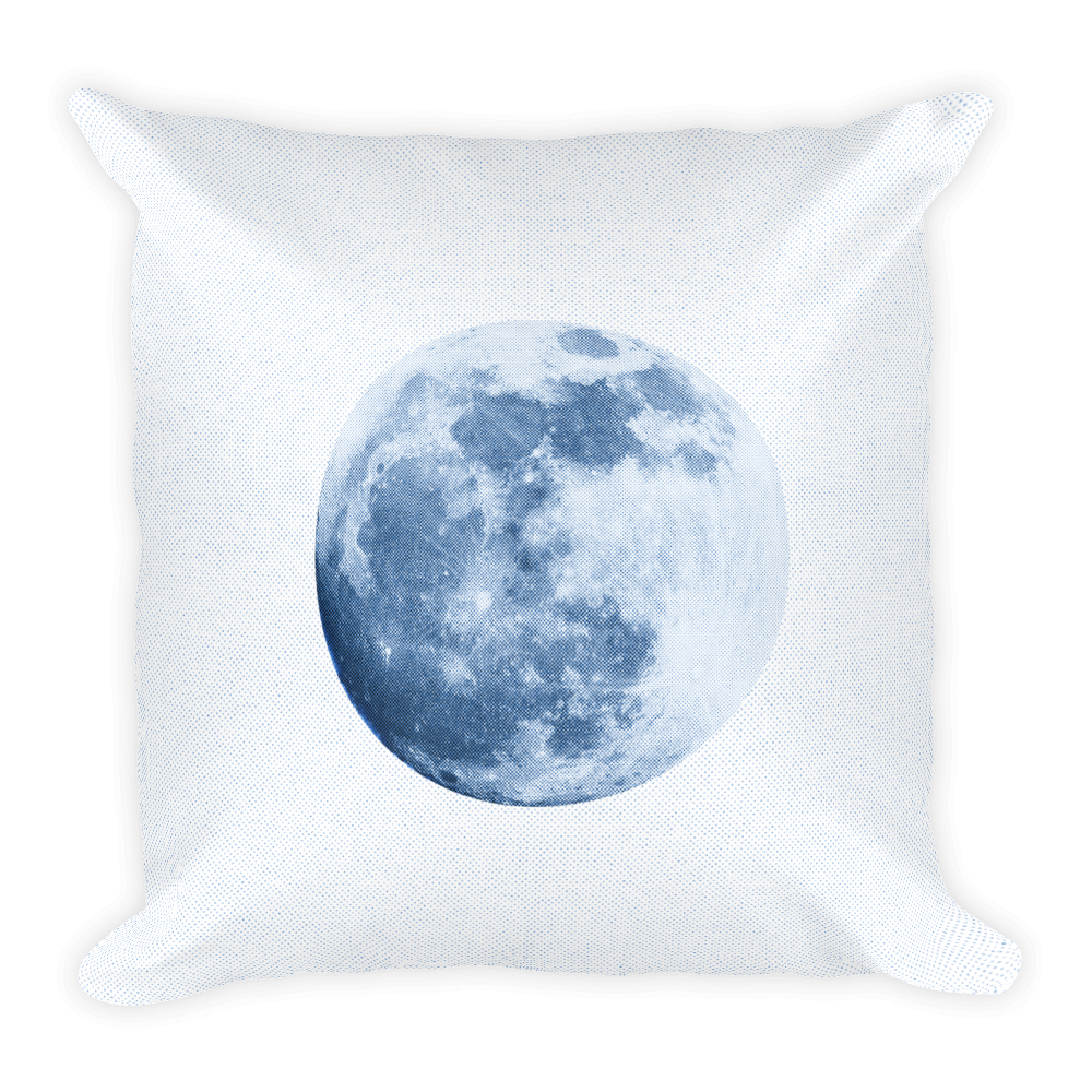 Blue Moon - Pillow