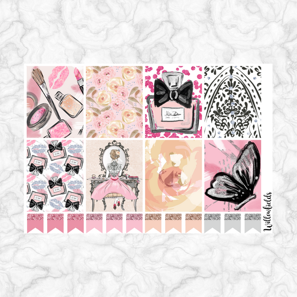 DARLING DIVA Kit || 8 Full Sheets - willowfields