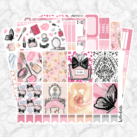 DARLING DIVA Kit || 8 Full Sheets