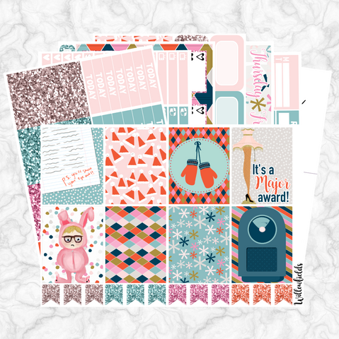 CHRISTMAS STORY Kit || 8 Full Sheets