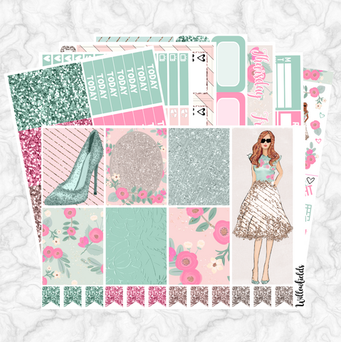 60% OFF || SPRING FLING Kit || 8 Full Sheets
