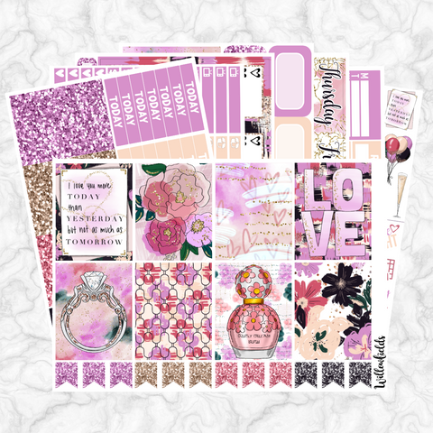 ANNIVERSARY Kit || 8 Full Sheets