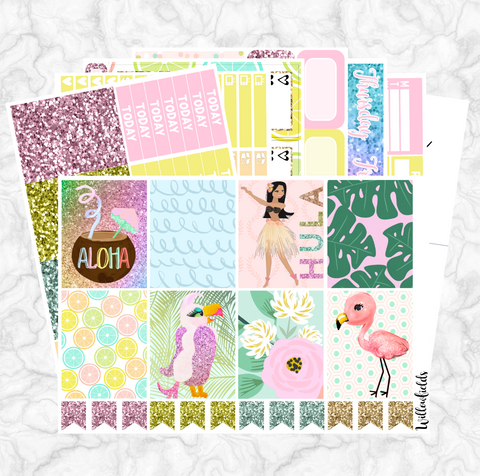 ALOHA Kit || 8 Full Sheets