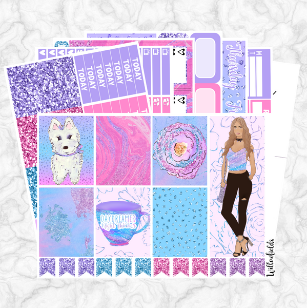 DAY DREAMER Kit || 8 Full Sheets - willowfields