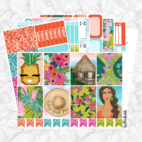 60% OFF TAKE ME AWAY Kit || 8 Full Sheets - willowfields
