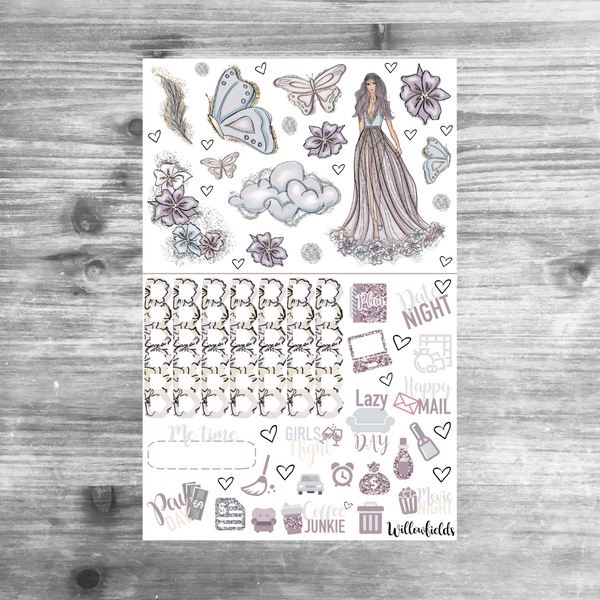 Esmeralda Kit || MATTE - willowfields