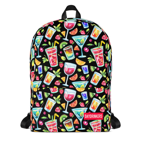 Drinks ALL DAY Backpack - The Day Drinkers
