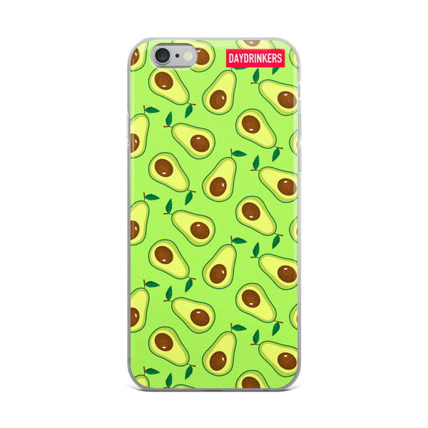 Holy Guacamole iPhone Case - The Day Drinkers