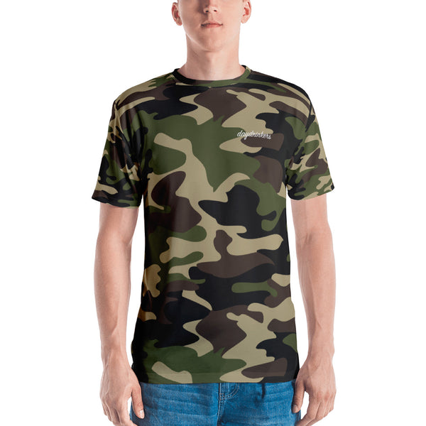 Camouflage ALL OVER Original Men's T-shirt