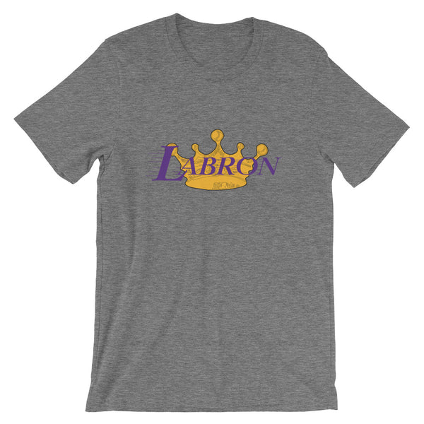 LAbron Short-Sleeve Unisex T-Shirt - The Day Drinkers