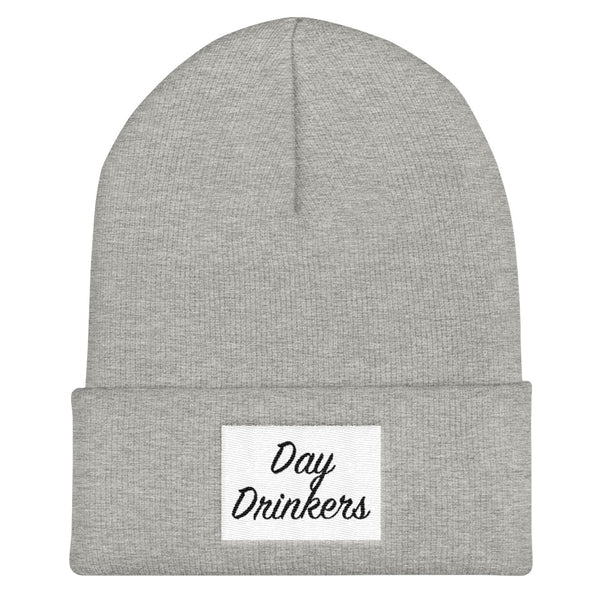 Cuffed Beanie - The Day Drinkers
