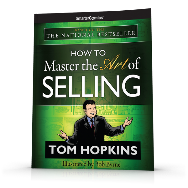 How to Master the Art of Selling from SmarterComics