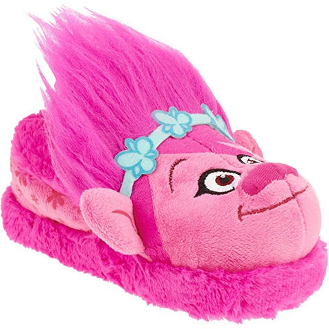 Trolls Toddler Girls' Slipper - Top to Bottom Childrens Store