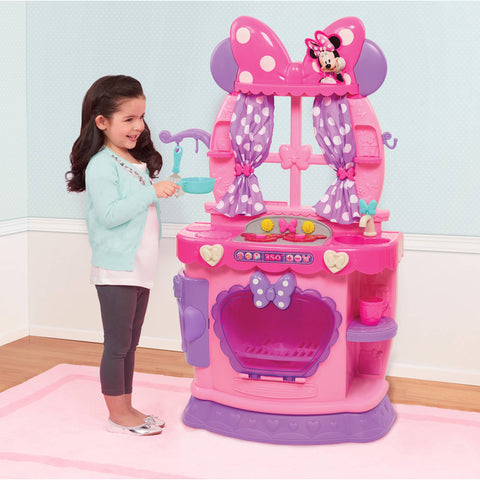 Disney Minnie Mouse Sweet Surprises Kitchen - Top to Bottom Childrens Store