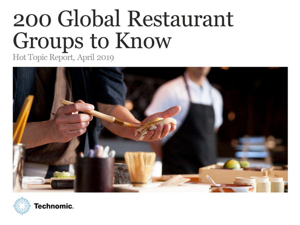 200 Global Restaurant Groups to Know
