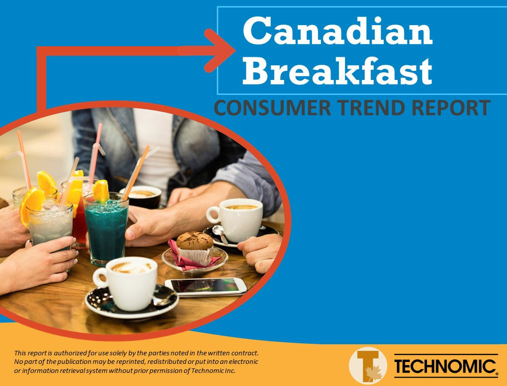 2015 Canadian Breakfast Consumer Trend Report