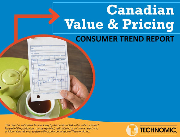 2015 Canadian Value & Pricing Consumer Trend Report
