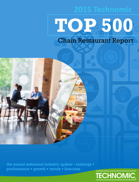 2015 Top 500 Chain Restaurant Report