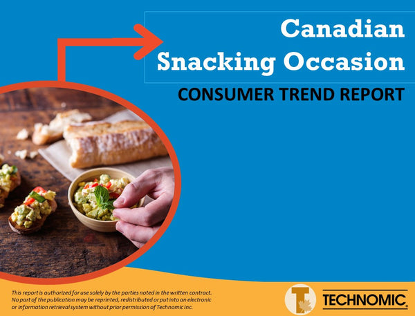 2016 Canadian Snacking Consumer Trend Report