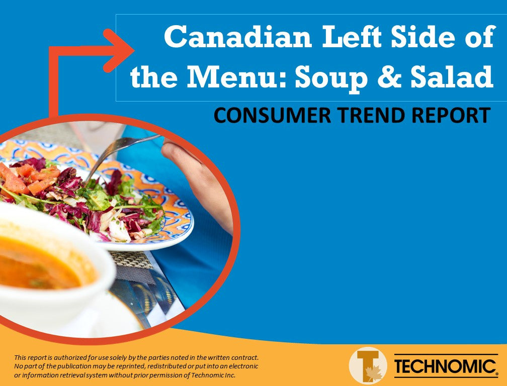 2016 Canadian Soup & Salad Consumer Trend Report