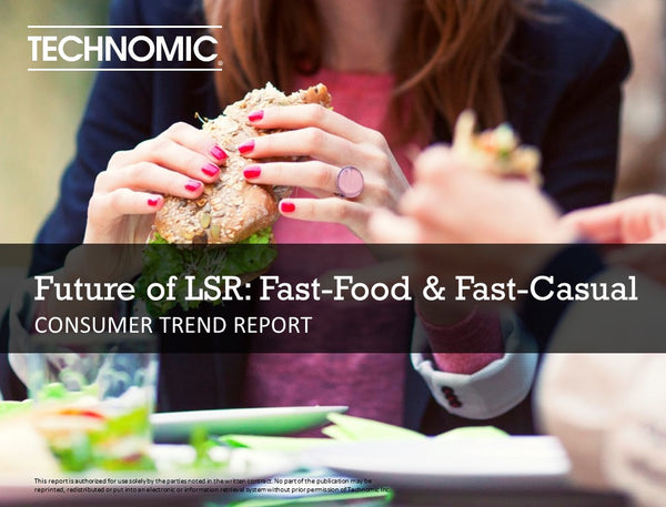 2016 Future of LSR Consumer Trend Report