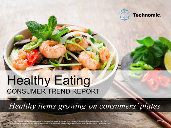 2016 Healthy Eating Consumer Trend Report
