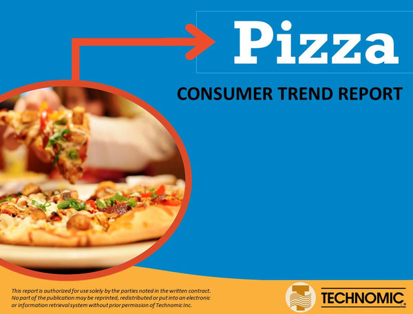 2016 Pizza Consumer Trend Report
